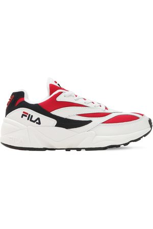 Fila Venom Faux Leather Sneakers