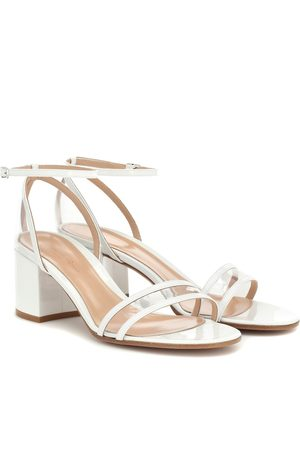 Gianvito Rossi Exclusive to Mytheresa – Sheryl 60 patent leather sandals