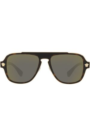 Versace Eyewear Brown