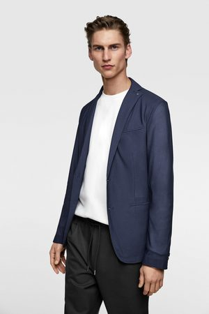 Zara Fileli dokulu blazer