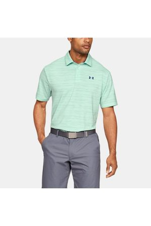 Under Armour Erkek Polo Tişörtler - Erkek UA Playoff Polo 2.0 Green LG