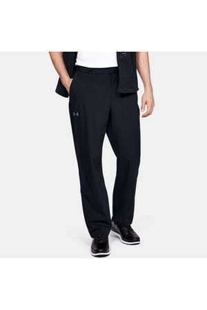 Under Armour Erkek UA Golf Rain Pantolon Black XL
