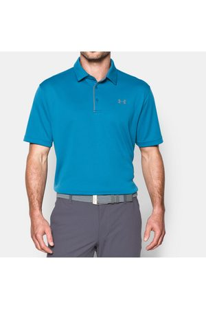 Under Armour Erkek UA Tech Polo Blue SM