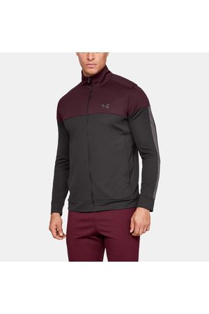 Under Armour Erkek UA Sportstyle Pique Mont Red XL