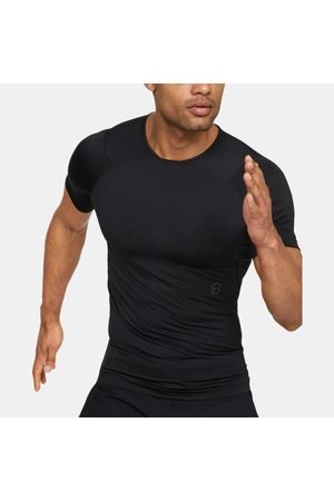 Under Armour Erkek UA RUSH™ Compression Kısa Kollu Black XS