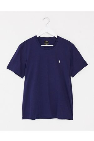 Polo Ralph Lauren Lounge t-shirt in navy with logo