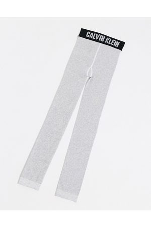 Calvin Klein Icon Logo Legging in grey