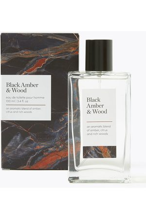 Marks & Spencer Black Amber & Wood Eau de Toilette 100ml