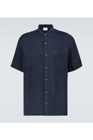Nanushka Adam short-sleeved shirt