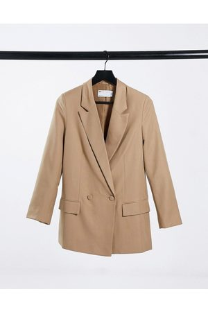 ASOS Perfect blazer in camel-Beige