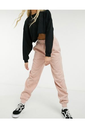 Urban Bliss Co-ord jogger bottom in dusky pink