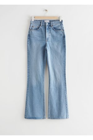 & OTHER STORIES Mood Cut Jeans - Blue