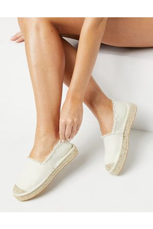 South Beach Espadrilles in natural-Black