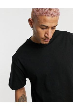 Weekday Oversized T-shirt in Black
