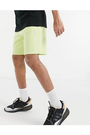 adidas Originals Essentials shorts in yellow