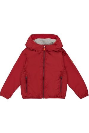 save the duck Hooded Nylon Jacket