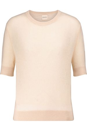 Khaite Dianna stretch-cashmere sweater