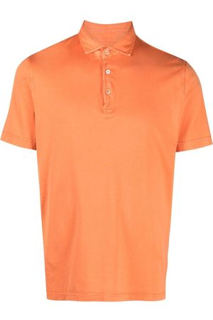 FEDELI Erkek Polo Tişörtler - Orange
