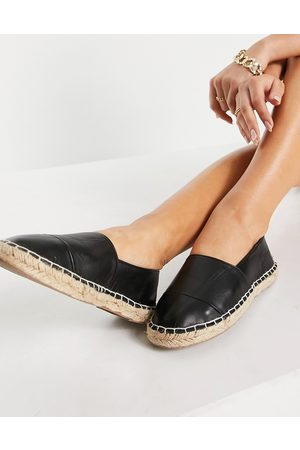 South Beach Espadrilles in black