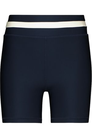 The Upside Mallorca high-rise biker shorts