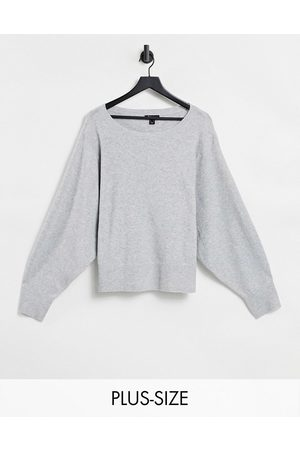 M Lounge Relaxed jumper-Grey