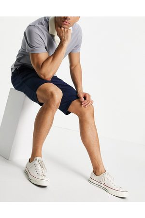 Only & Sons Chino shorts in navy