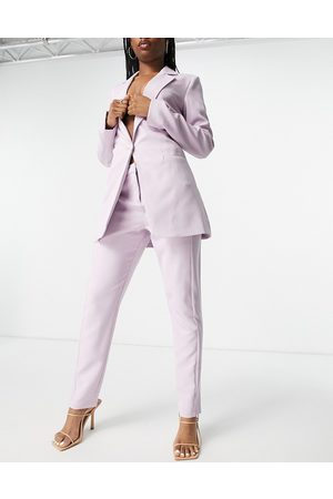 Unique 21 Tailored trousers in lilac co-ord-Purple
