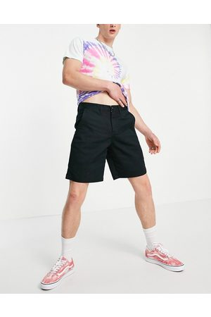 Vans Authentic Stretch shorts in black
