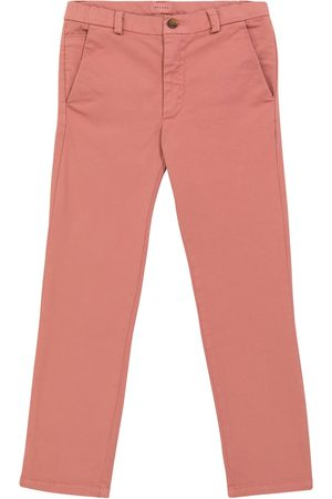 MORLEY Obius stretch-cotton pants