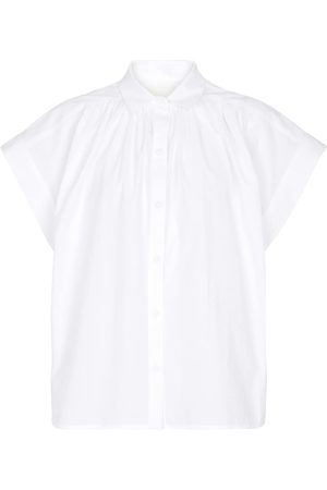 Citizens of Humanity Penny cotton poplin blouse