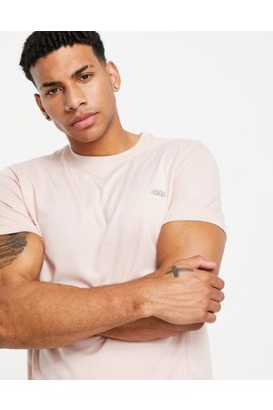 ASOS Icon training t-shirt with quick dry in pink