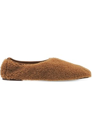 EMME PARSONS 10mm Shearling Ballerinas
