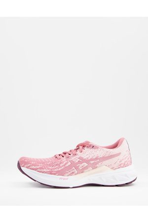 Asics Running Dynablast 2 trainers in pink