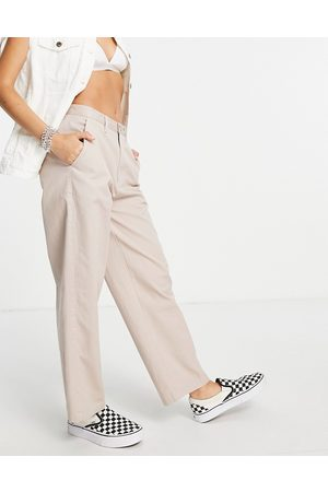 Santa Cruz Relaxed chino trousers in sand-Neutral