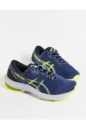 Asics Running Gel-Pulse 13 trainers in navy